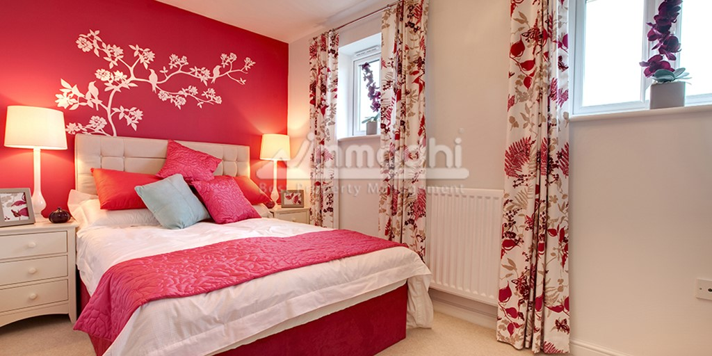 Two Colour Combos Ideas For Bedroom Walls